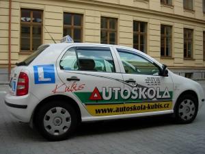 Brněnská autoškola, skupina B