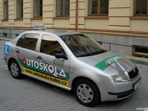 Autoškola Brno, skupina B